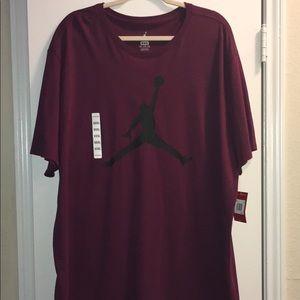 "Jordan ""jumpman"" t-shirt size XXXL"